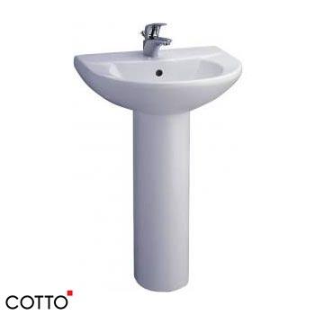 Chậu chân dài Cotto  C014/C411
