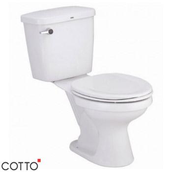 Bàn cầu hai khối Cotto C186