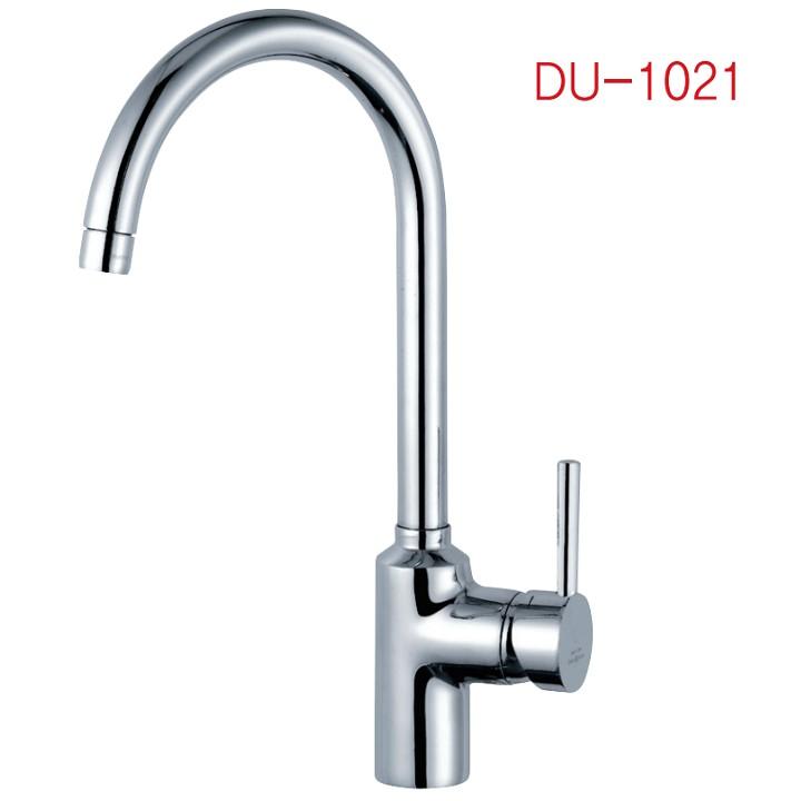 Vòi bếp cắm chậu ( ngổng cứng) Daehan DU-1021