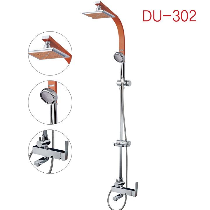 Sen Cây tắm nóng lạnh ( có vòi) Màu Cam Daehan DU-302