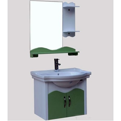 Bộ tủ chậu PVC cao cấp BROSS 2051