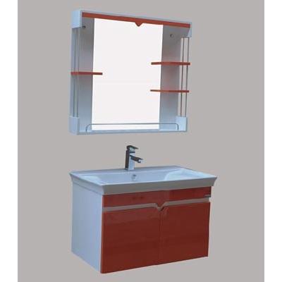 Bộ tủ chậu PVC cao cấp BROSS 785