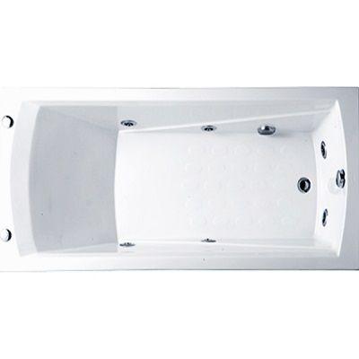 Bồn tắm xây Massage Caesar MT0640