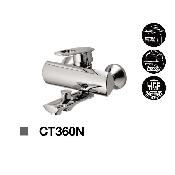 Củ sen tắm nóng lạnh CT360