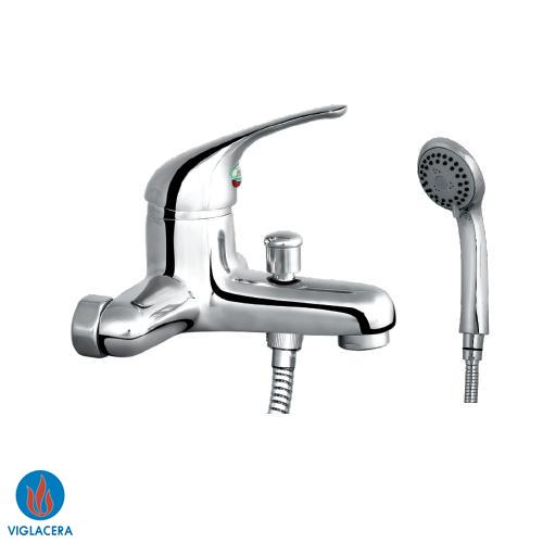 Sen vòi tắm nóng lạnh gắn tường Viglacera VSD503