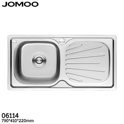 Chậu rửa bát Jomoo 06114