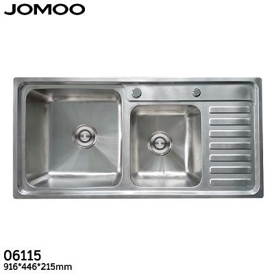 Chậu rửa bát Jomoo 06115