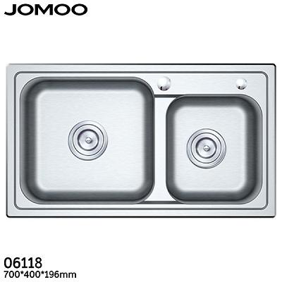 Chậu rửa bát Jomoo 06118
