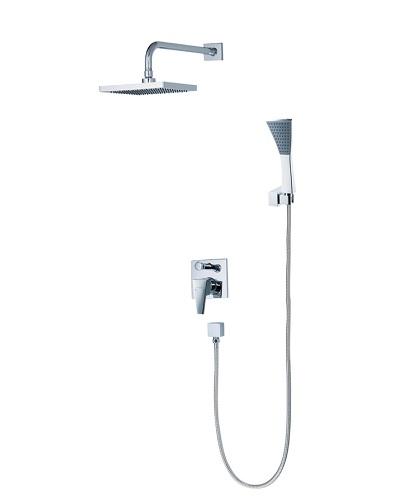 sen tắm caesar đứng âm tường BS641