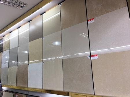 showroom gạch thạch bàn tại hà nội