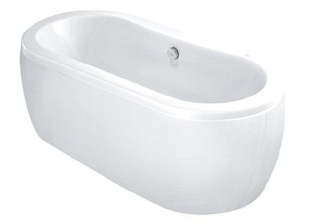 Bồn tắm American Acacia có yếm 70190-WT