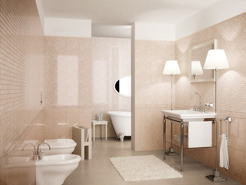 mẫu gạch ốp toilet đẹp