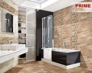 Mẫu gạch nhà tắm đẹp, tinh tế cho căn nhà hiện đại
