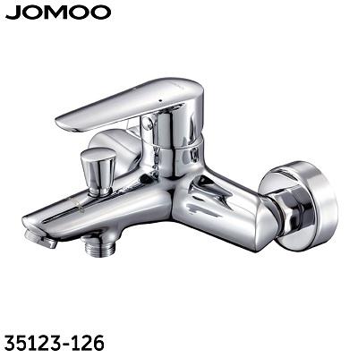 Củ sen tắm Jomoo có vòi phụ 35123-126/1B-1
