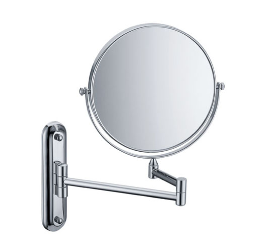 AX-244  gương trang điểm 3d, 2 mặt gán tường samwon