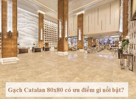 Gạch Catalan 80x80