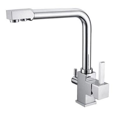 KFL-459  Vòi bếp rửa bát nóng lạnh, cắm chậu , 3 đường nước samwom