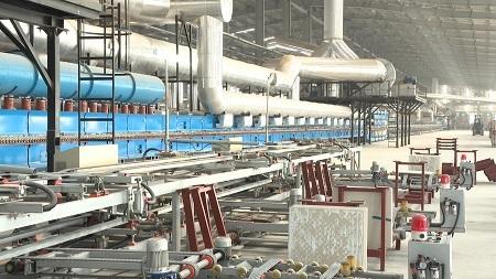 Nhà máy gạch Mikado Thái Bình