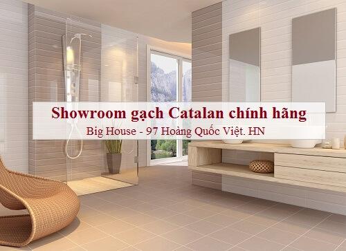 Địa chỉ showroom gạch Catalan uy tín, giá rẻ, phân phối toàn quốc