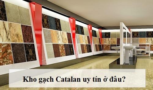 Kho gạch Catalan