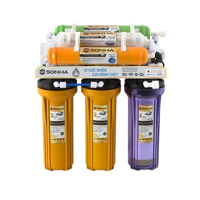 Máy lọc nước R.O – Không vỏ tủ – Có bơm hút đẩy SHRO.107