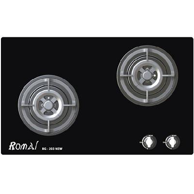 Bếp ga đôi Romal RG-203