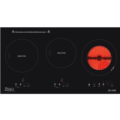 Bếp từ + hồng ngoại Zegu ZC-31IE