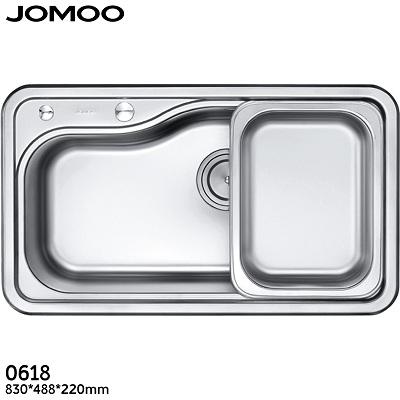 Chậu rửa bát Jomoo 0618
