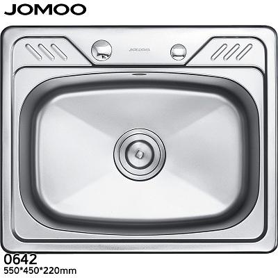 Chậu rửa bát Jomoo 0642