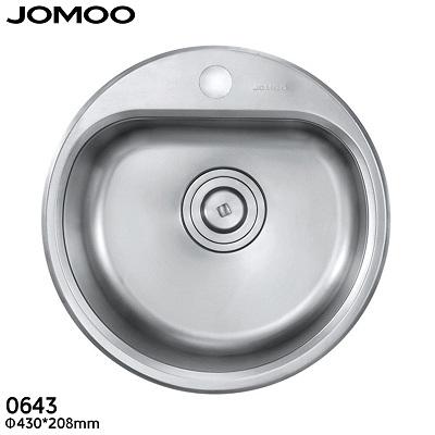 Chậu bếp inox Jomoo 0643
