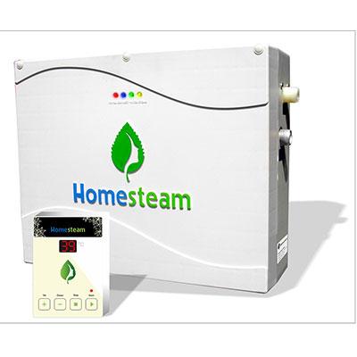 Máy xông hơi ướt HomeSteam MA–660HS (màu trắng)