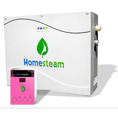 Máy xông hơi ướt HomeSteam MA–900HS (màu hồng)