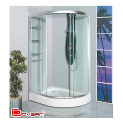 Phòng tắm vách kính GOVERN JS-8130B