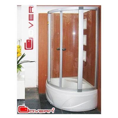 Phòng tắm vách kính GOVERN LV-90P (đế ngọc trai)