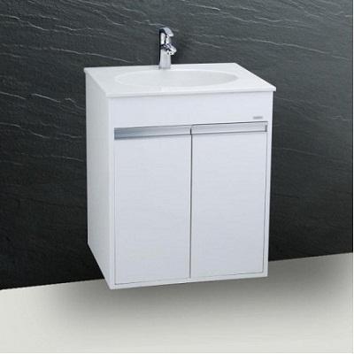 Bộ Tủ chậu rửa mặt Caesar LF5017+EH153V
