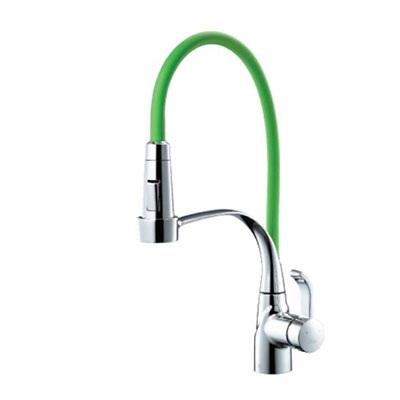 Vòi bếp nóng lạnh Sobisung YJ-8835 Green