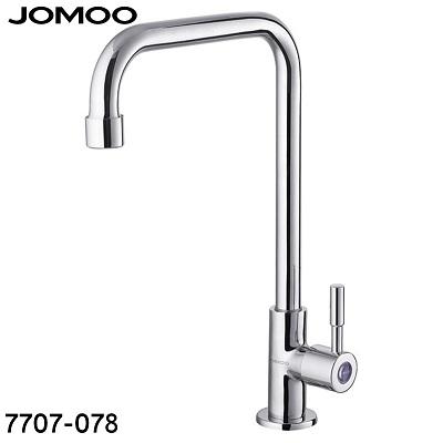Vòi rửa bát lạnh Jomoo 7707-078
