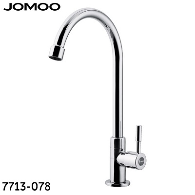 Vòi rửa bát lạnh Jomoo 7713-078
