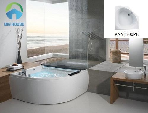 bồn tắm góc 3