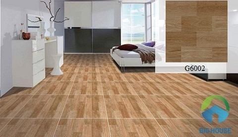 gạch lát nền giả gỗ viglacera 4