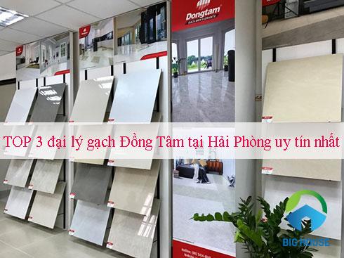 TOP 3 đại lý gạch Đồng Tâm tại Hải Phòng uy tín nhất