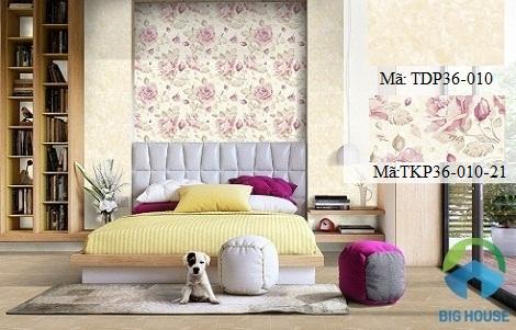 gạch ốp trang trí phòng ngủ 8