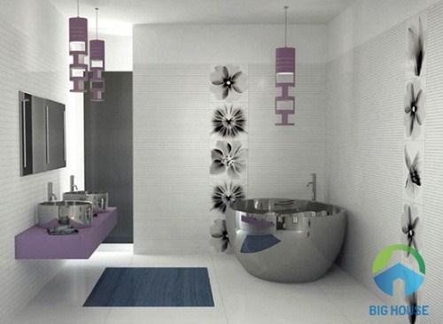 gạch trang trí nhà vệ sinh 10